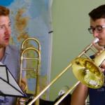 Photo cours de Trombones