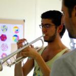 Photo cours de Trompettes