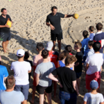 Initiation Beach Rugby